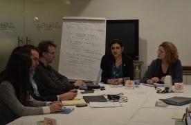 Meeting in Sarajevo, January 2016